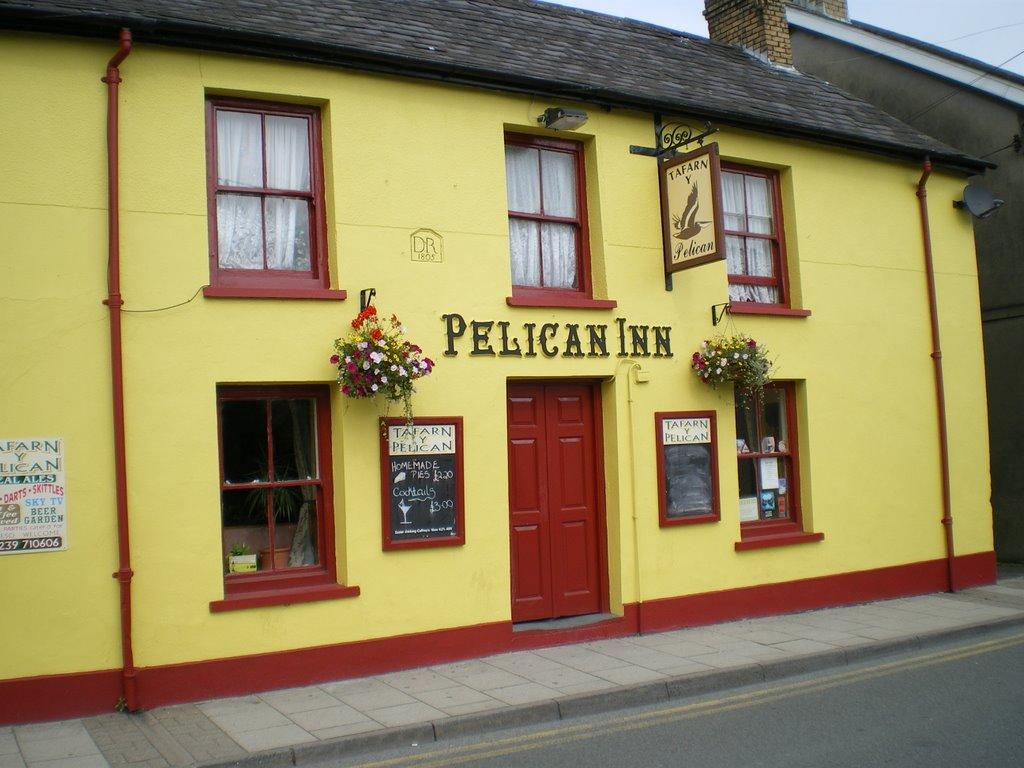 Tafarn Y Pelican Inn Pub