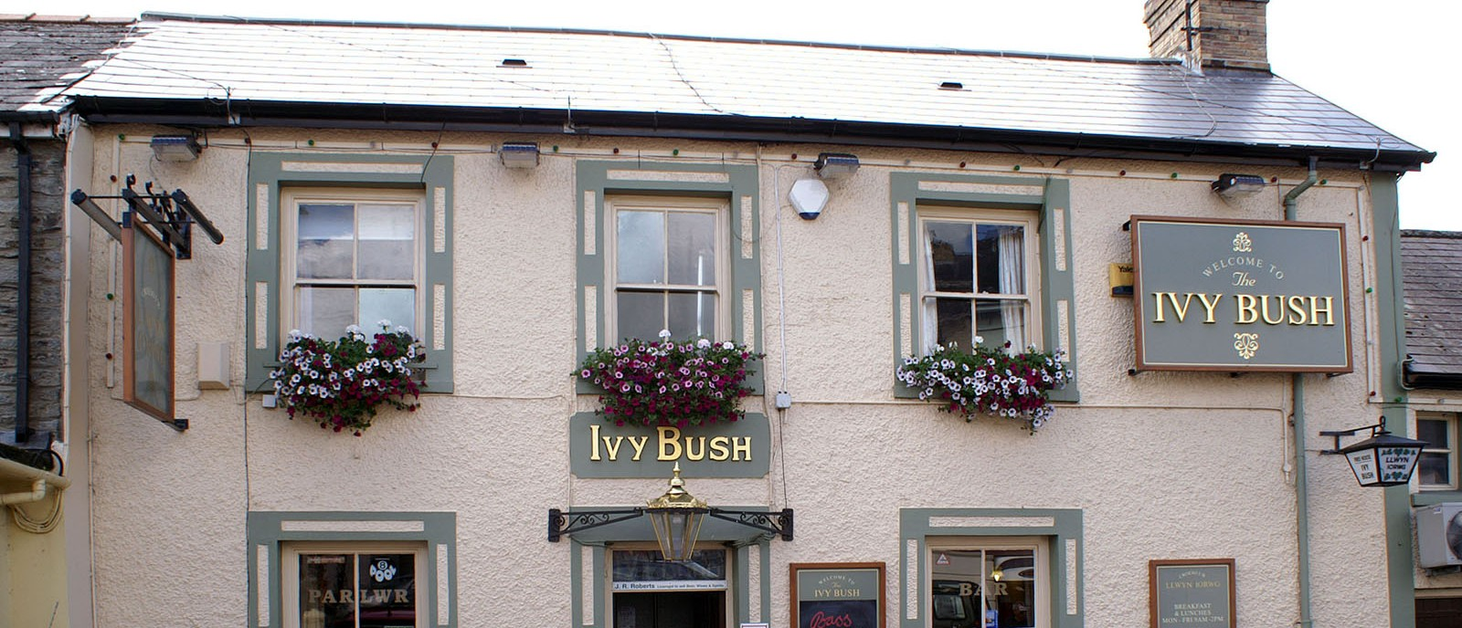 Ivy Bush Newcastle Emlyn