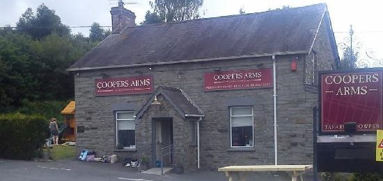 Coopers Arms Newcastle Emlyn
